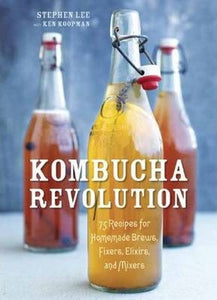 Kombucha Revolution - Nutrition by Nature