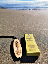 Load image into Gallery viewer, Ocean Gypsy King Fish Eco Car Diffuser infused with Lemongrass - Nutrition by Nature