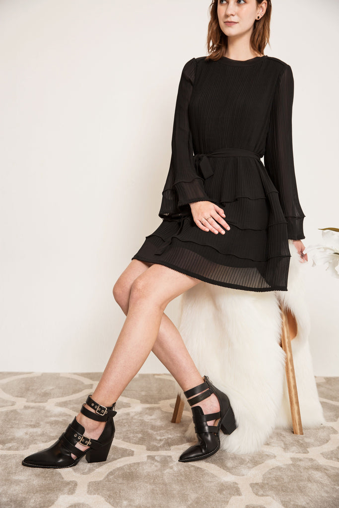 Dana Dress - BLACK - J.MIKA