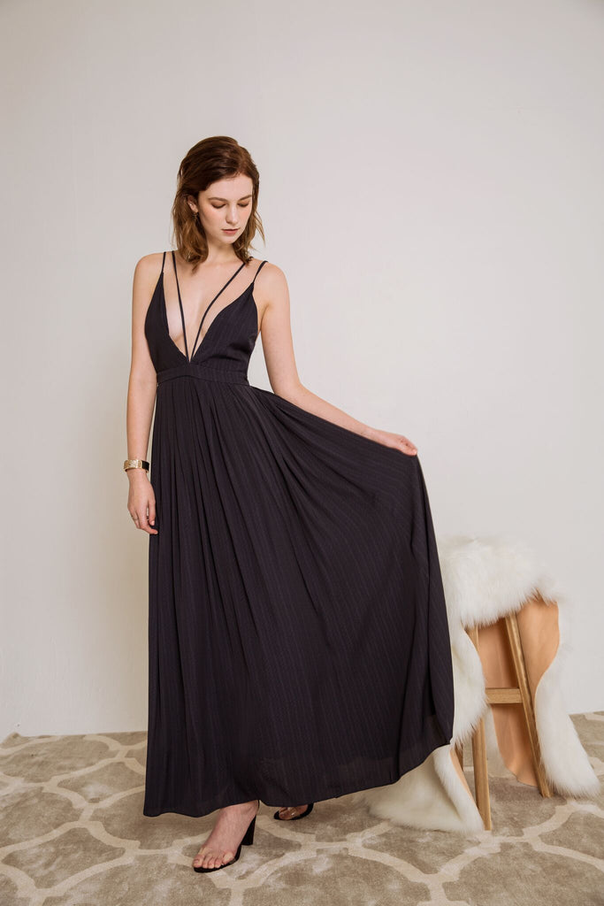 Nicole Maxi Dress - J.MIKA
