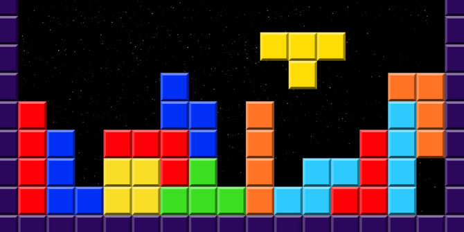 Therapy through Tetris? Enough evidence here to convince us to try.....