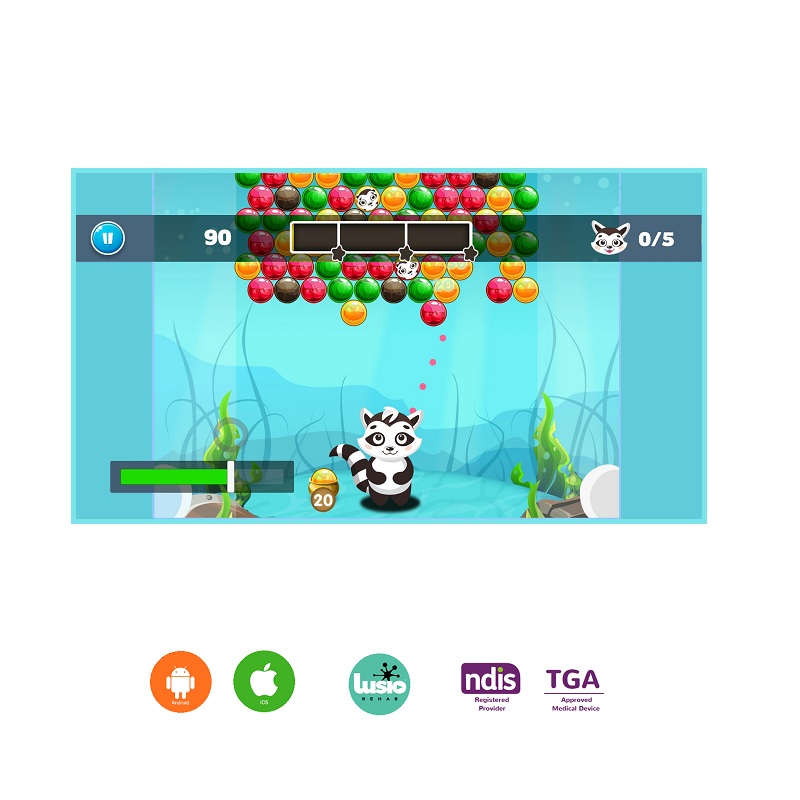 Raccoon Rescue Game - Review By Weh Yeoh