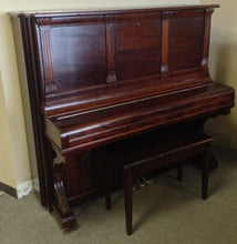 Load image into Gallery viewer, 1879 Steinway & Sons Upright Piano - alabamafurniture