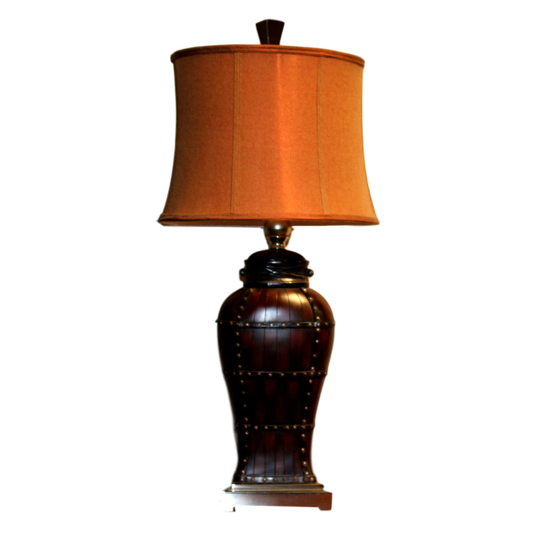 Studded Table Lamp