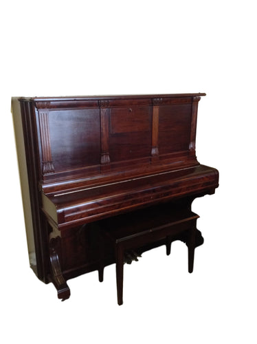 1879 Steinway & Sons Upright Piano