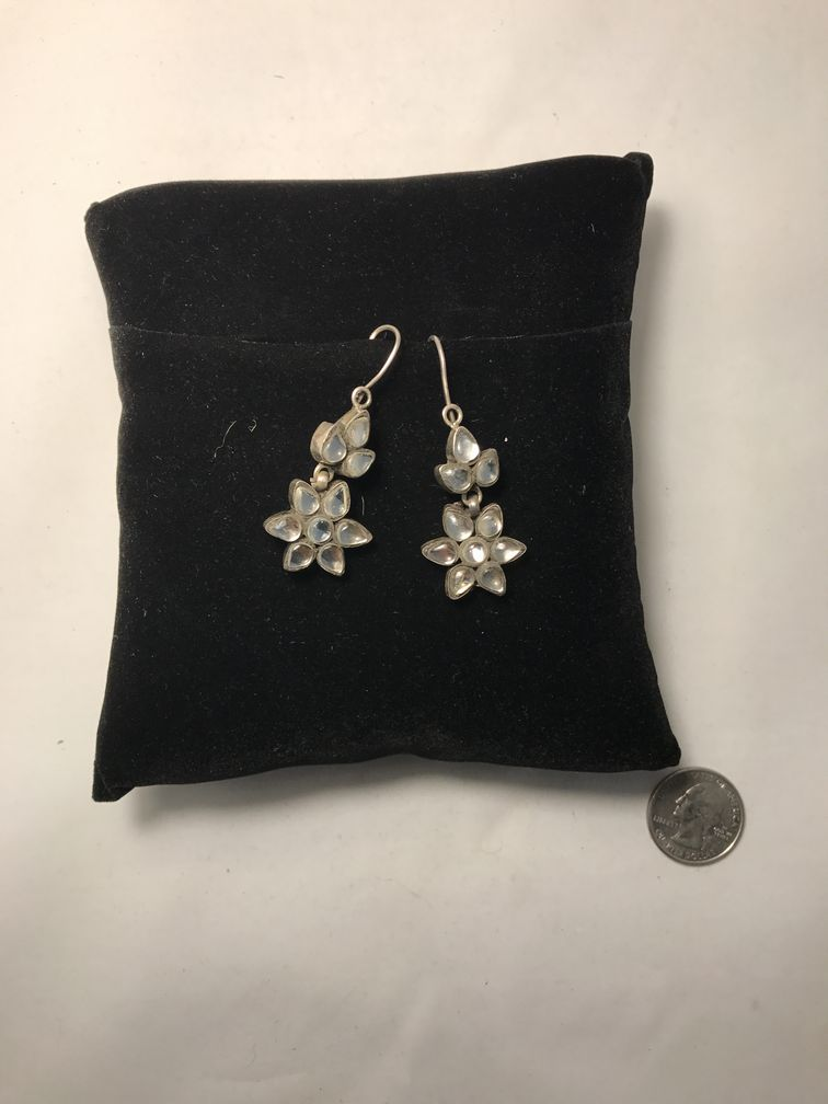 Mirrored Earrings from nepal