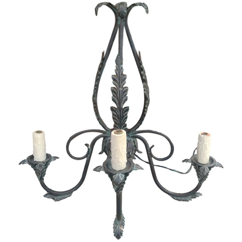 Pair of Wall Sconces