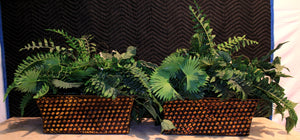 Decorative Faux Plants