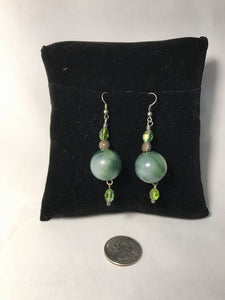 Green Earings