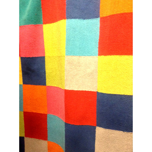 7x 10 Multi Colored  Rug