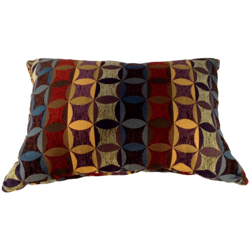 Colorful Rectangular Pillow