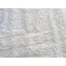 Load image into Gallery viewer, 3x5 White Shag Rug