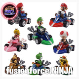 Mario Kart 64 Collectible Figures