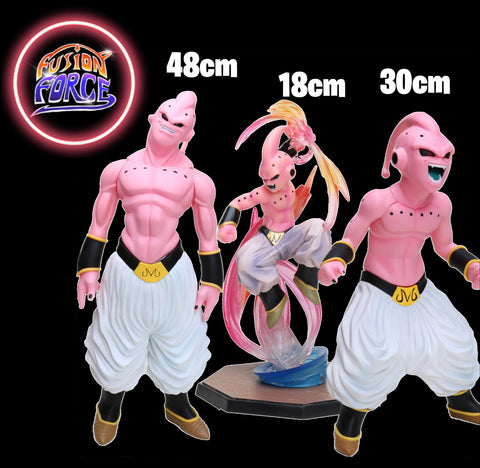 TALL Majin Buu Figure Collection