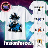 Dragon Ball Z Collection Variants (Simple Design T-Shirts)