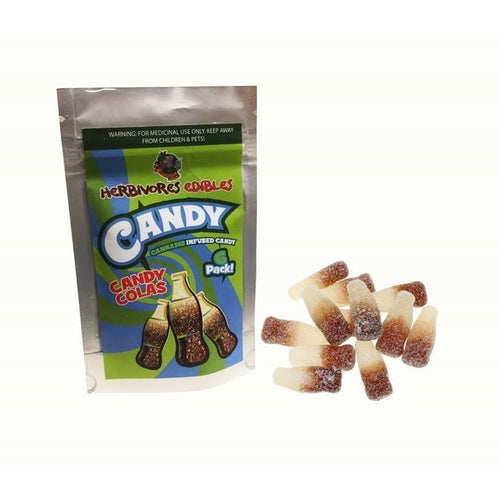 HERBIVORES EDIBLES CANDY COLAS - The Cannabis Dispensary