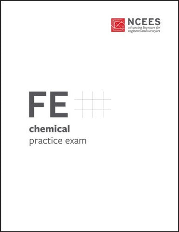 FE Chemical Practice Exam