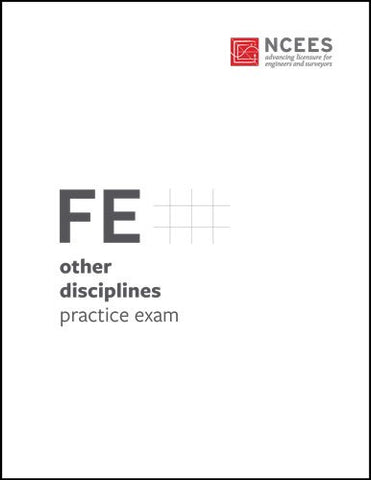 FE Other Disciplines Practice Exam
