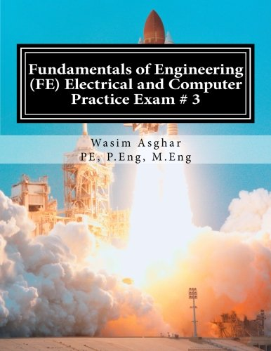 Fundamentals of Engineering (FE) Electrical and Computer - Practice Exam # 3
