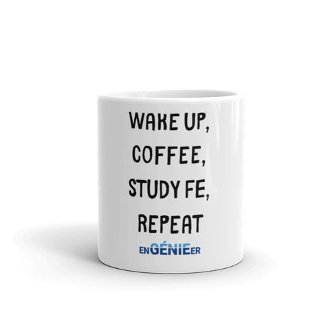 Wake Up Engineering Mug