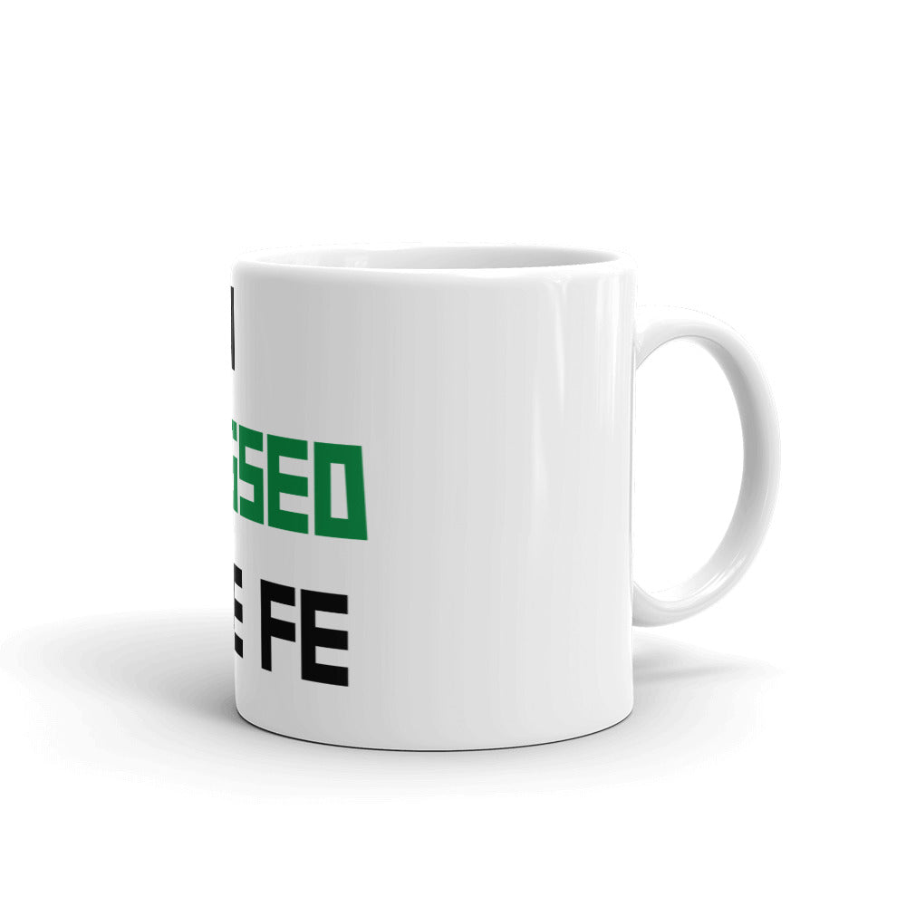 Passed the FE Exam Mug