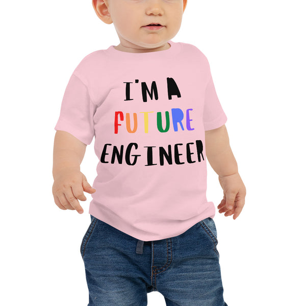 Future Engineer Baby Tee