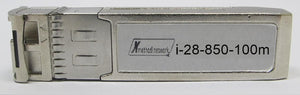 25Gbps 850nm SFP28 Optical Transceiver i28-850-100m