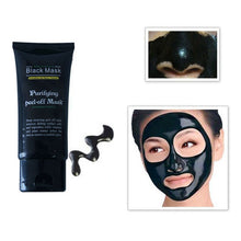 Load image into Gallery viewer, Activated Charcoal Deep Cleansing Blackhead Remover Mask