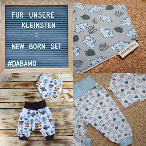 New Born Set