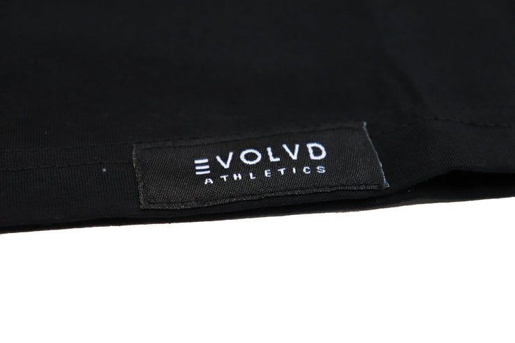 EVOLUTION TEE - BLACK
