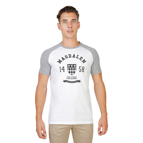 Oxford University MAGDALEN-RAGLAN-MM Camisetas