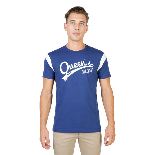Oxford University QUEENS-VARSITY-MM Camisetas