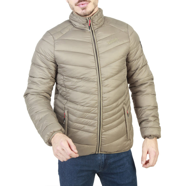 Geographical Norway Dowson_man Chaquetas