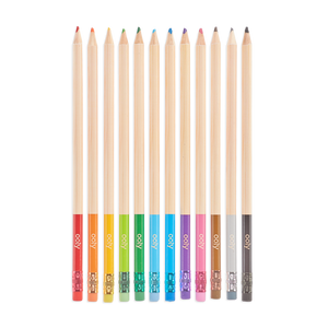 Unmistakeables Erasable Colored Pencils
