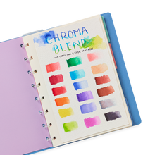 Load image into Gallery viewer, Chroma Blends Watercolor Markers