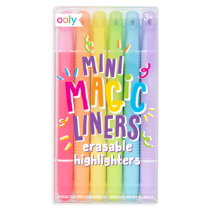 Mini Magic Liners - erasable