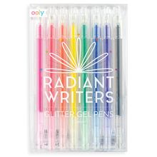 Load image into Gallery viewer, Radiant Writers glitter gel pens