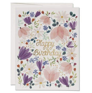 Birthday Whispers Card