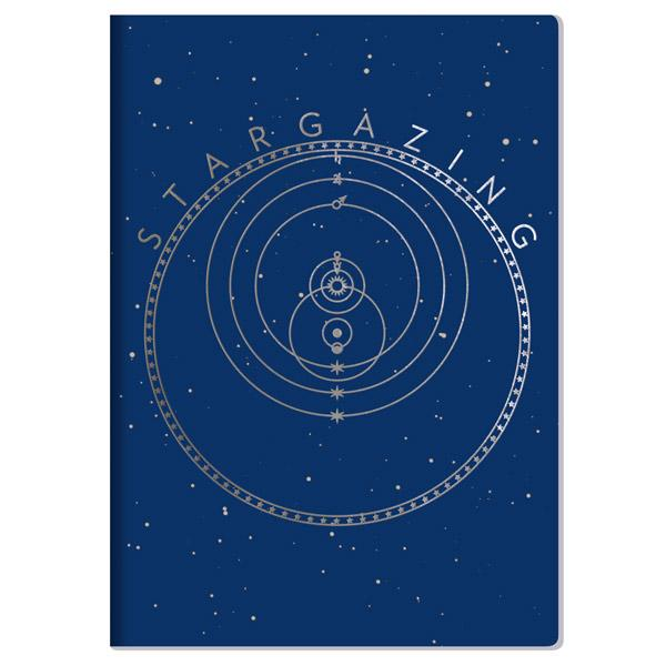 Stargazing Small Notebook