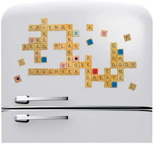 Load image into Gallery viewer, Scrabble Fridge Magnets