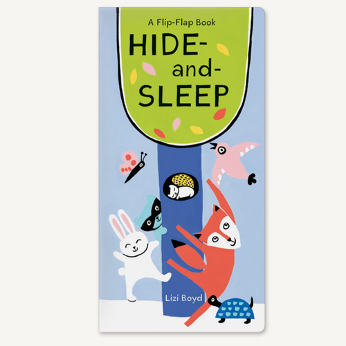 Hide-and-Sleep Board Book