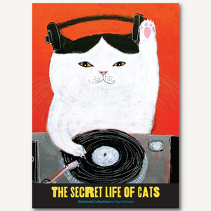 The Secret Life of Cats Notebooks