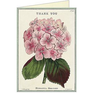 Thank You Fleur 1 Greeting Card