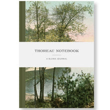 Load image into Gallery viewer, Thoreau Notebook