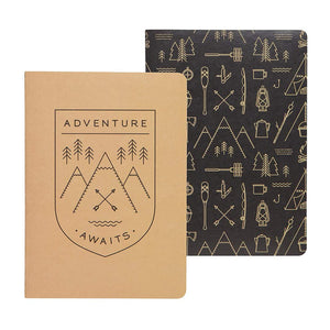 Notebook Set Adventure Awaits