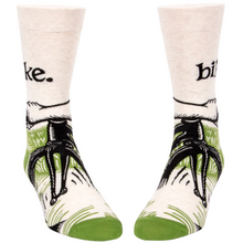 Load image into Gallery viewer, Bike Path Men's Socks