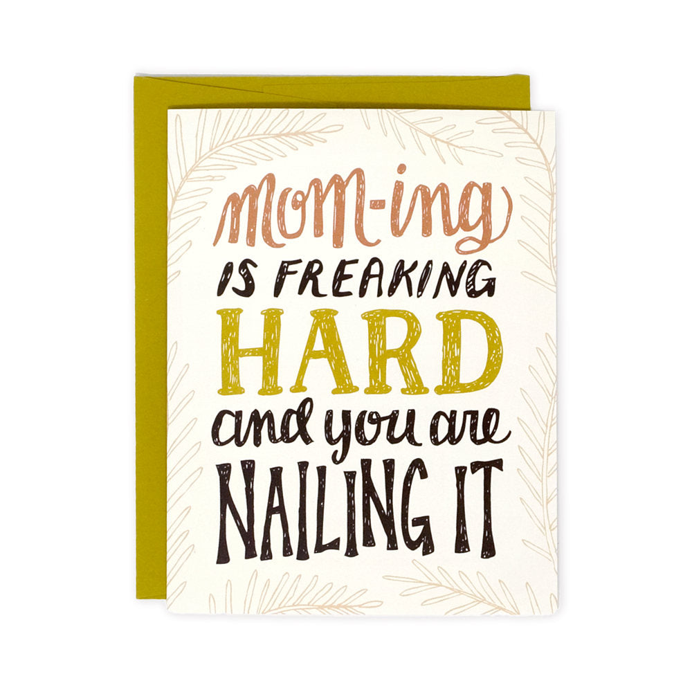 Moming Mother's Day Card