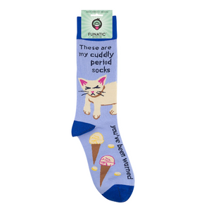 Cuddly Period Women's Socks