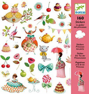 160 pc Stickers