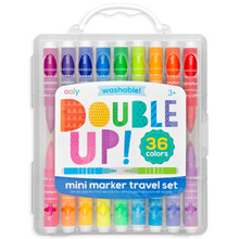 Load image into Gallery viewer, Double Up mini marker travel set